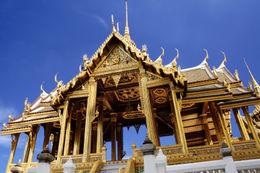 Wat Phra Keow - August 2012