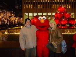 grandes amigos por five dolars , monica luz r - December 2013
