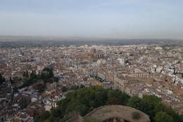 View of Granada from the Candle Tower , kowie55 - November 2016