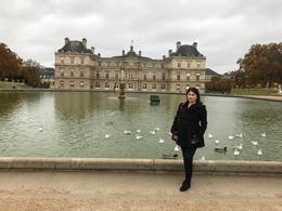 Jardin du Luxembourg , Maria - January 2017