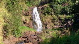 Waimea Falls , Hisham A - January 2017