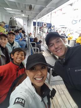Family fun on with the crew of the Aleutian Ballad from Deadliest Catch , Cindy L - November 2017