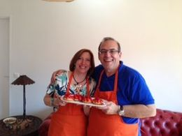 Wonderful Honeymoon activity in Paris baking with a French Pastry Chef! , Susan G - July 2013