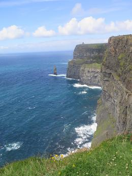 The other view at the Cliffs of Moher , JB - September 2016