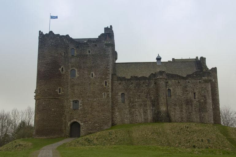 Doune Castle - Edinburgh
