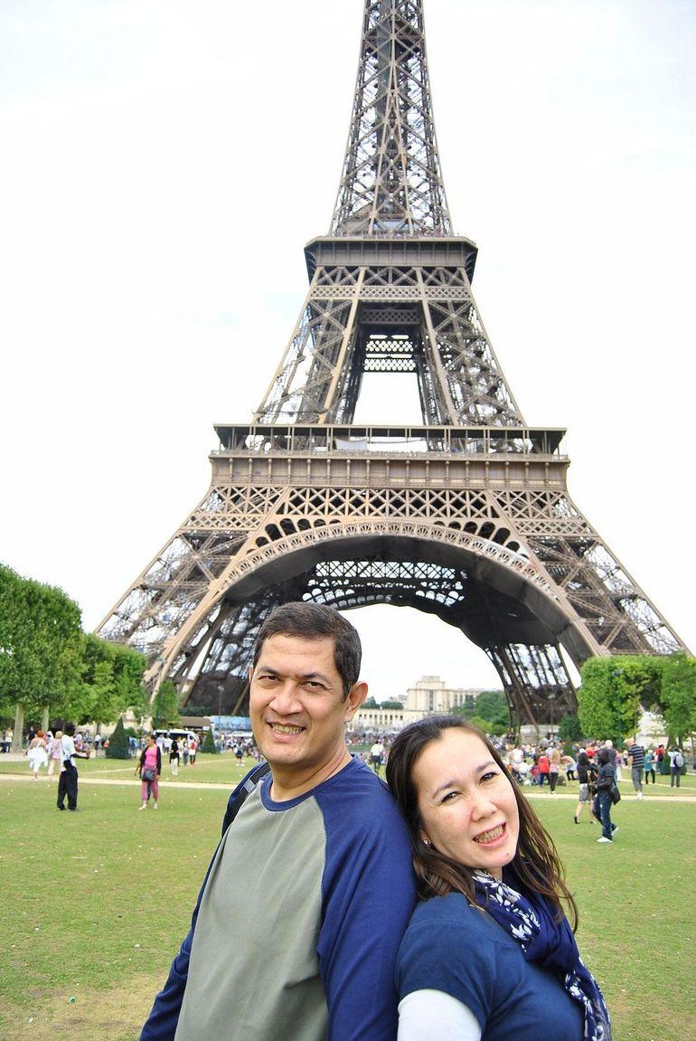 Eifel Tower is very beautiful..... - Paris