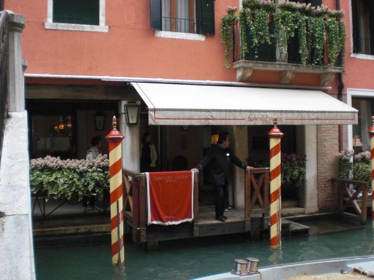 Hotel Jetty - Venice