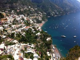 Positano.. , Mark B - July 2012