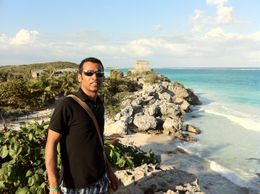 Amazing place in Tulum , veeresh - March 2012