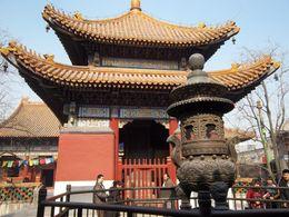 Lama Temple , Carla S - March 2011
