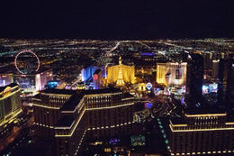 Las Vegas Strip Night Tour by Helicopter, Viator Insider - January 2018