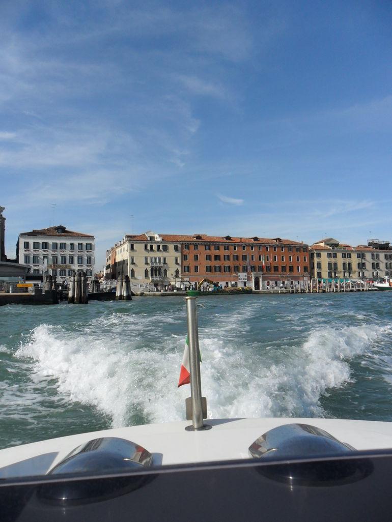 Leaving Venice - Venice