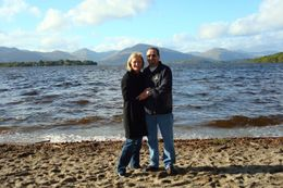 Sunny day at the Loch!, Sheila R - October 2008