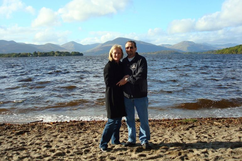 Loch Lomond - Edinburgh