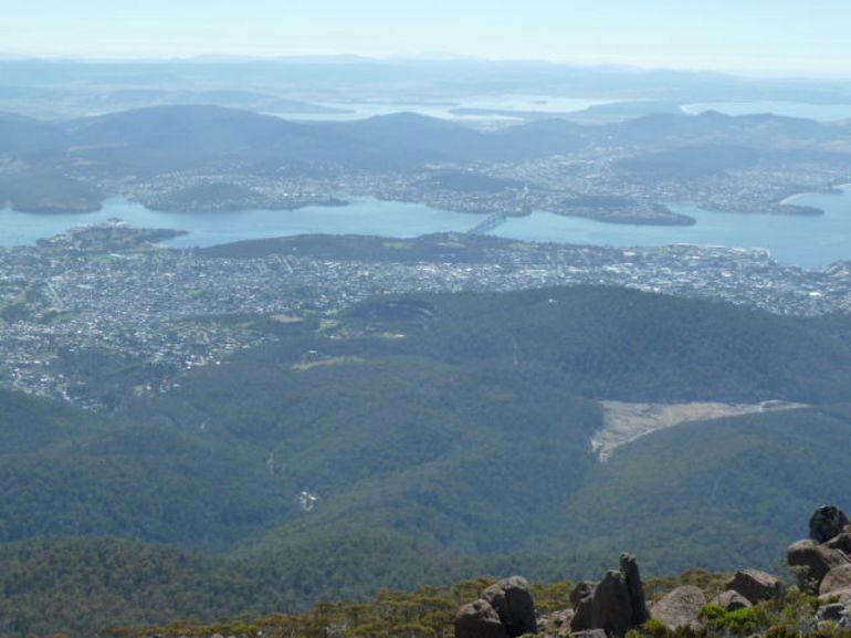 Mount Wellington, Hobart - Hobart