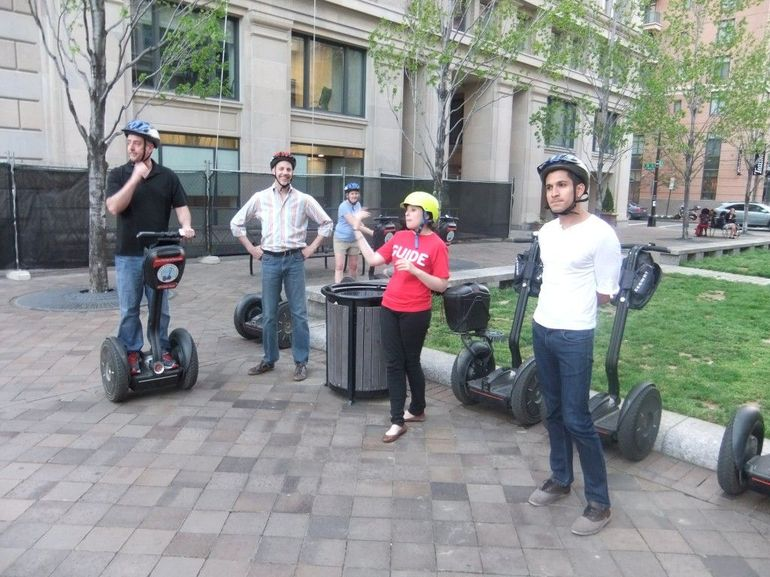 Washington DC Segway Night Tour photo 16