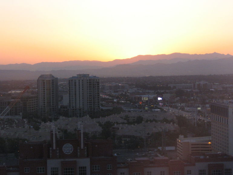 Sun Rise Las Vegas - Las Vegas