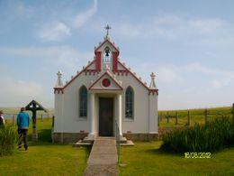 italian chapel , IAN M - August 2012