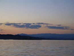 Beautiful sky on Lakemead, bonjournicky - September 2013