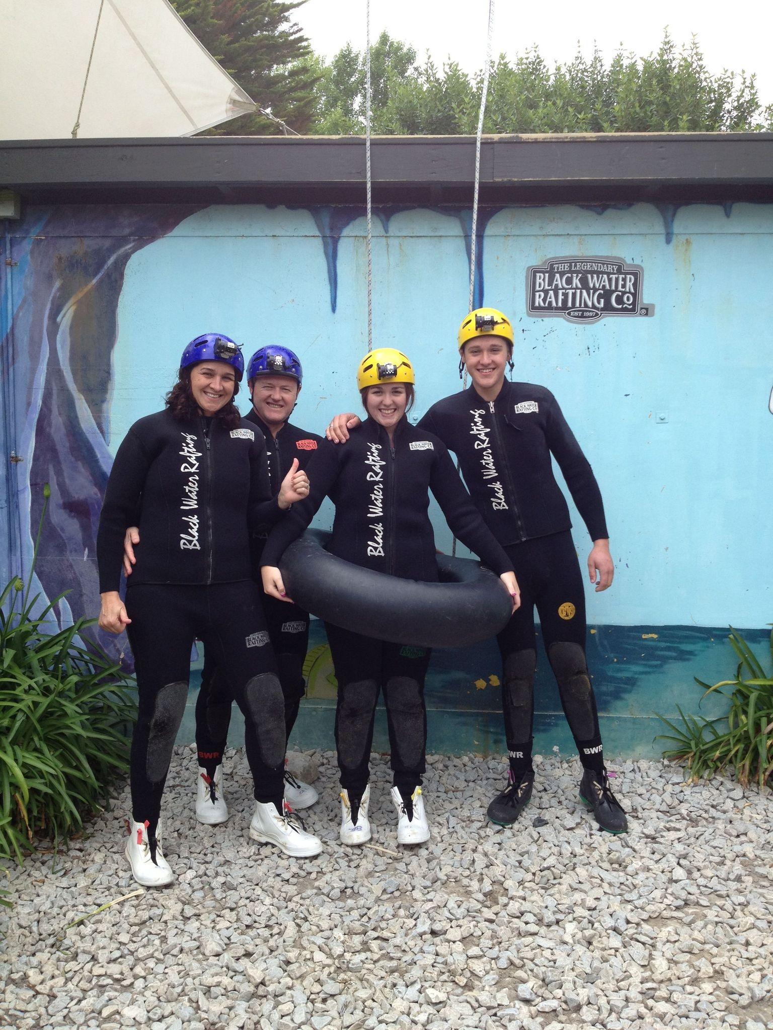 MÁS FOTOS, Black Water Rafting Experience Waitomo Caves Tour