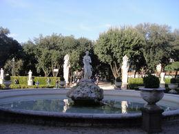 Borghese Gardens, Blanca - June 2014