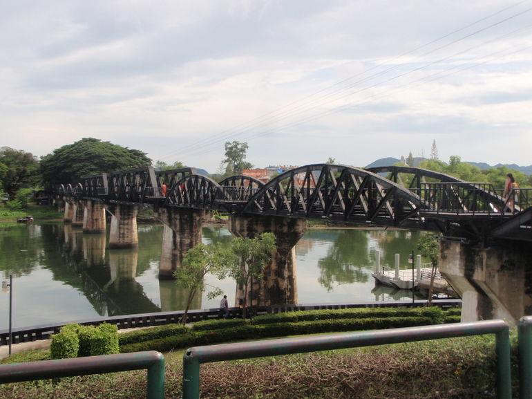 Bridge over the River Kwai - Bangkok