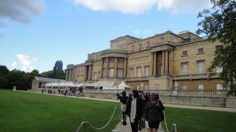 Buckingham Palace - England