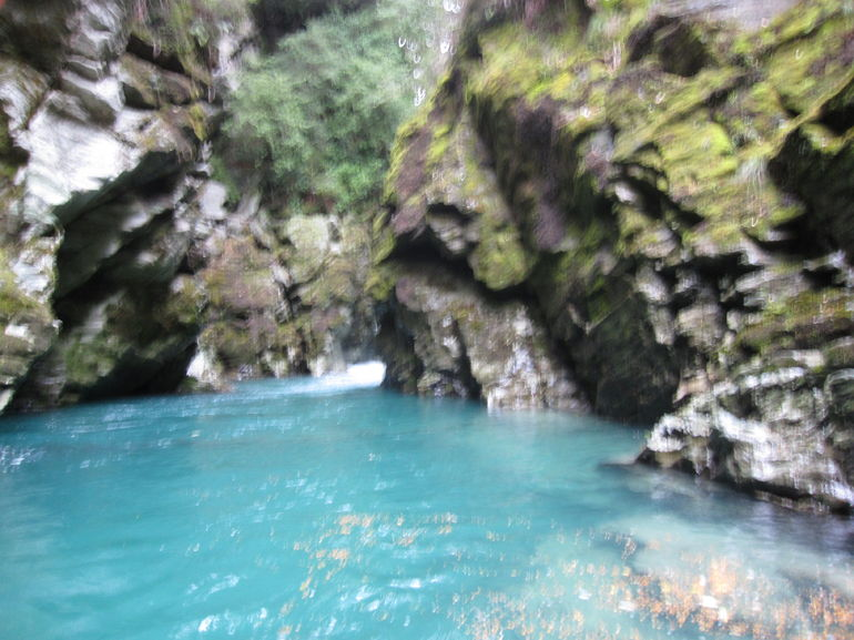 Dart River Combo: 'Funyak' Canoe plus Jet Boat Tour from Queenstown