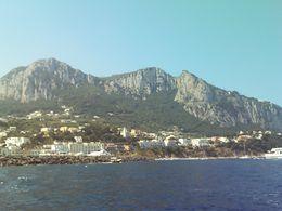 View of coastline. - August 2008