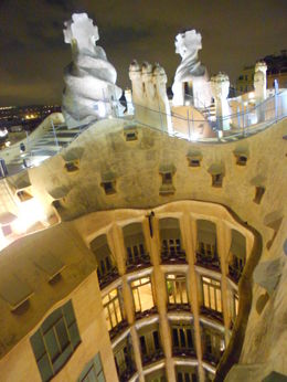Casa Mila , andrew m - October 2012