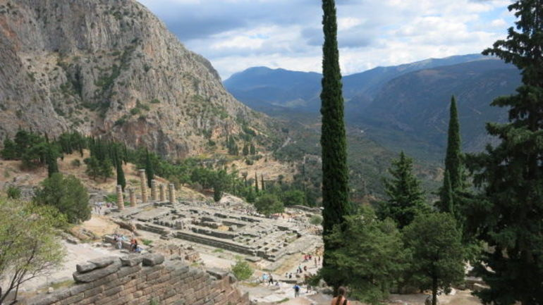 Delhpi - Athens