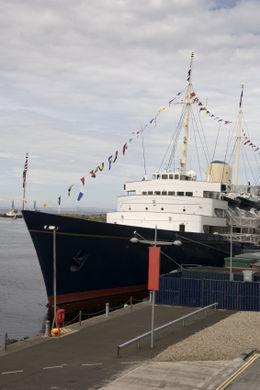 Royal Yacht Britannia - May 2011