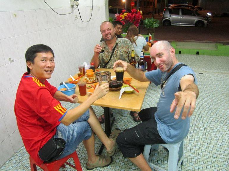 Food tour - Kuala Lumpur
