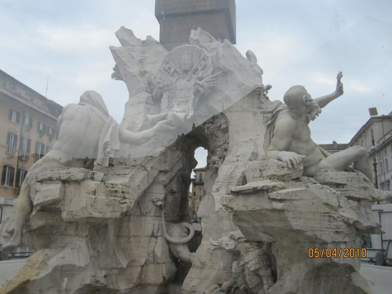 Fountain - Rome