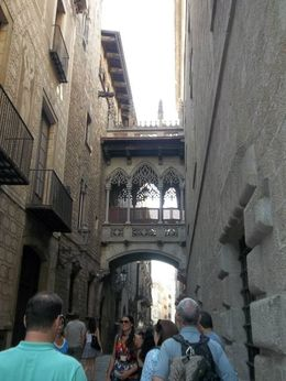 Gothic Quarter , Jackie B - July 2014