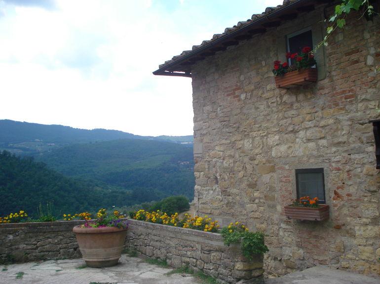 Linda paisagem! - Florence