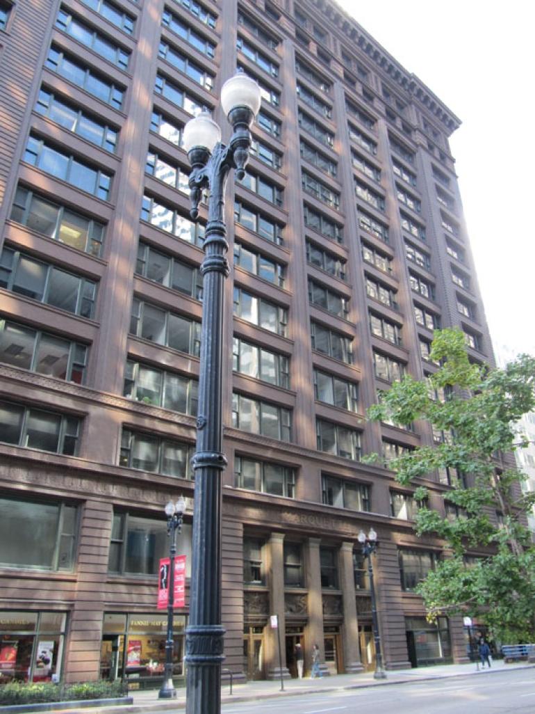 Marquette building - Chicago