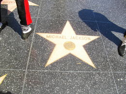The walk of fame Hollywood. , Tony - September 2015