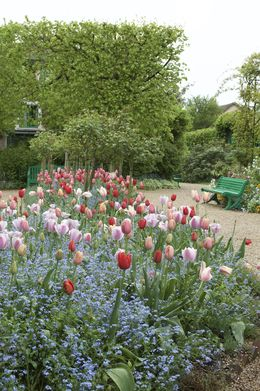 We would highly recommend a visit to Giverny. We arrived as the gates opened so the crowd wasn't too big at the beginning of the visit. , Lynne J - May 2015