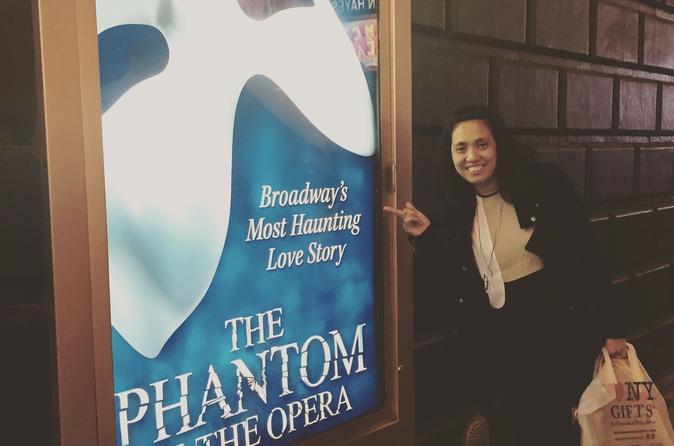 Phantom of the Opera On Broadway 2019 - New York City