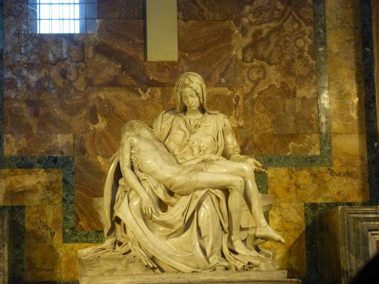 Pieta' - Rome