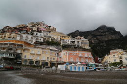 Stopped for lunch in Positano. This is what you get to see. , Joshua D - January 2014