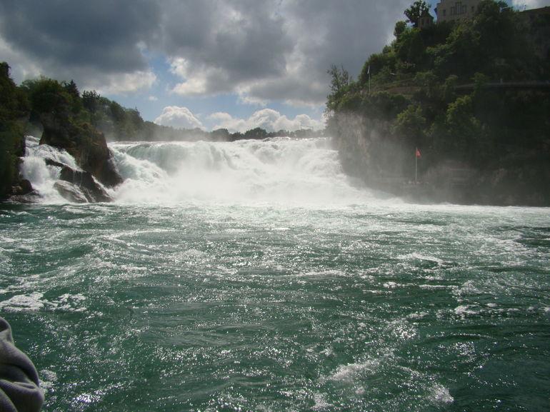 Rhine Falls - Zurich
