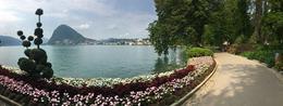 Beautiful park in Switzerland , Michelle R - September 2016