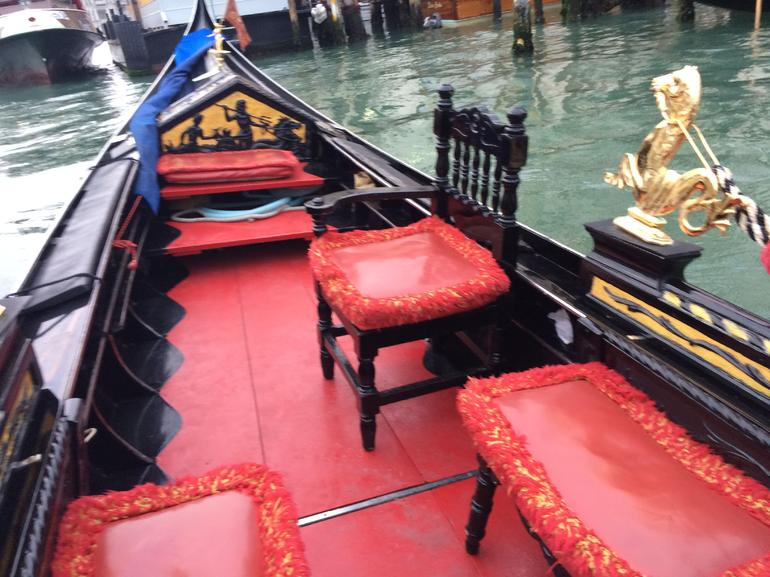Venice Gondola Ride and Serenade with Dinner photo 17