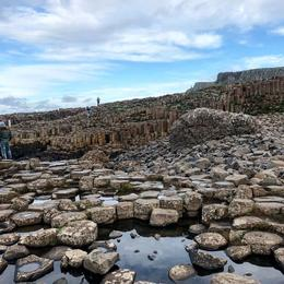 Giant's Causeway , Stephanie L - February 2018