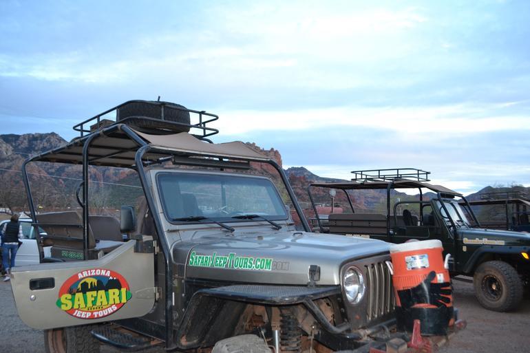 Sedona Vortex Tour by Jeep