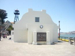 Alcatraz Island, Suzanne S - August 2010