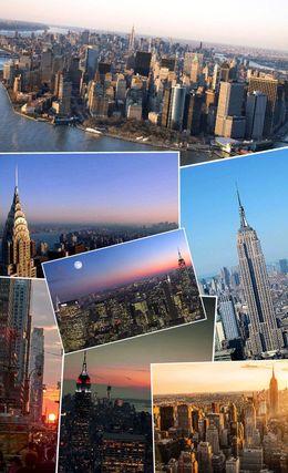 Hubschrauber-Rundflug ueber Manhattan , Sandra G - December 2013