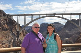 At The Hoover Dam , Emma C - April 2013